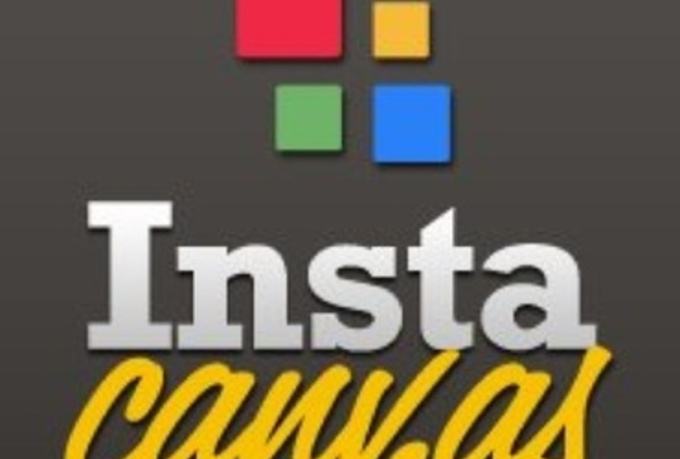 help you to get your work featured on INSTACANVAS