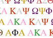 give you a breakdown of Black Greek Letter Fraternity