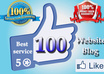 100+ facebook page likes from european/usa countries in 60minutes, all real and active fb fans, pagelikes, fbfans, facebook pages