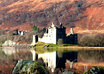send you 5 photographs of Scottish Castles