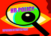 review your HR Policy