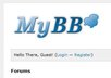 help you with your mybb forum small1