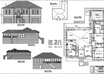 make room/house/building plans, facades and 3D viewing in AutoCad 2010