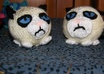 hand knit a Podling Grumpy Cat for you