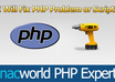 fix Your PHP Problem or Script
