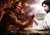 provide 5 mystical answers to any 5 questions about God AnD Lucifer