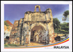 send a postcard from Malaysia to anywhere in the world