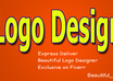 do Fantastic logo Design service within 1 day