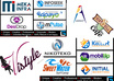 design 2 nice and quality logo design for your business company website within 2