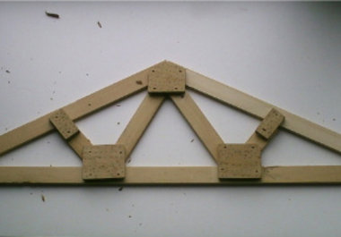 sell you plans how to build roof trusses fiverr
