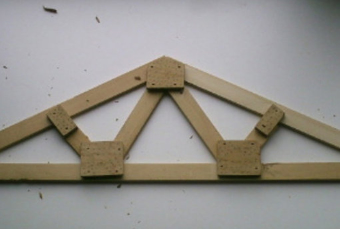how to build my own roof gitter