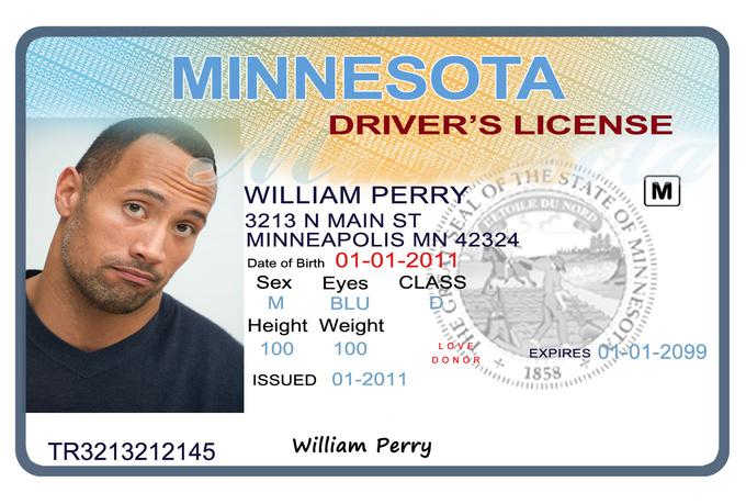 Download florida drivers license fingerprint free for California id template download