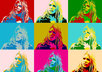 turn any image into an andy warhol Pop art