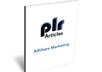sell you 50 PLR articles about Affiliate Marketing with Master Resell Rights included as well