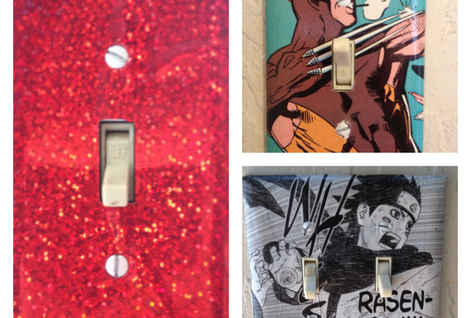 Make A Really Cool Light Switch Outlet Cover Fiverr