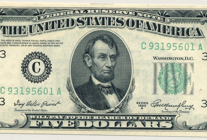 Mail You A Five Dollar Bill Fiverr