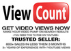 deliver 20000 slow real human Youtube views and 50+ likes and 30 custom comments and 100+ subscribers and 30+ favorites to your videos