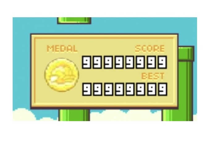 Will Tell U How To Cheat On Flappy Bird Score For