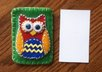 make you a Owl ID or iPod Case and ship it to you