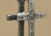 make Sterling Silver petite Cross Earrings small1