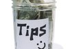 receive a TIP for my service provided to you small1