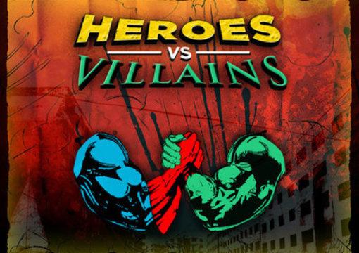 Resultado de imagen para villanos vs superheroes