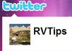 tweet your message to 4000 followers on an RV related twitter site
