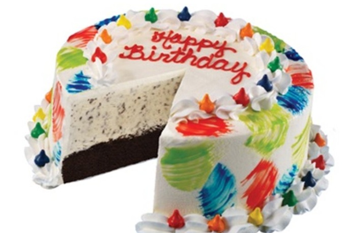 Baskin Robbins Design Your Own Cake : teach you to make Baskin Robbins Ice Cream Cake - fiverr