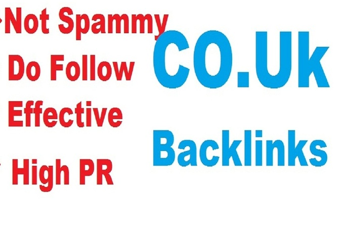 maNUALLY make 20 high pr dofollow permanent co uk backlinks