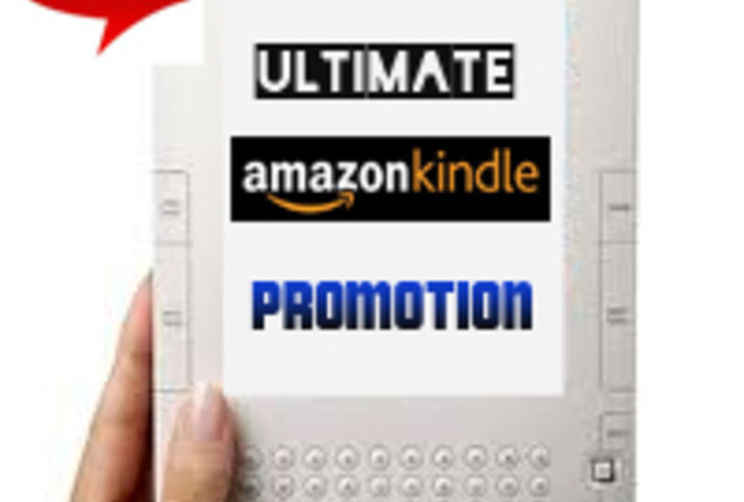 make a cool video promoting your KINDLE book + submission to Youtube + secret sauce