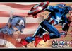 mail you 4 Captain America comic books