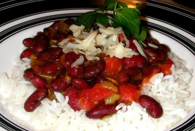 will teach you how to make Puerto Rican Style Rice and Beans for $5