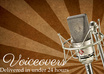 record a professional voiceover up to 60 seconds small1