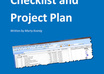 provide a startup checklist and project plan small1