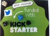tweet about your Game, app or game related Kickstarter project to my followers