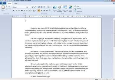 retype 500 words from pdf to ms word fiverr