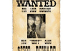 make a Wanted Poster from your Photo