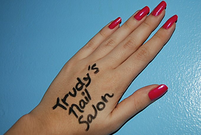 write your message on my hand send you an HD photo