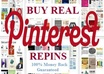 [level 2] provide 700++ Real Pinterest Repins or Likes for your pin ID or your website or photos within 2 days