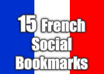 submit manually top 15 French social bookmarks sites small1