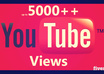 boost your youtube video and give you 3k++ views and 30 likes
