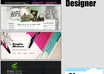 create your website or blog header